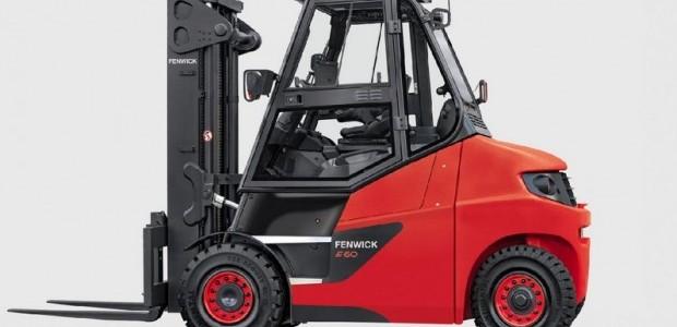 Fenwick lance sa nouvelle gamme de chariots frontaux électriques
