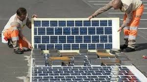 COP21 : la route solaire Wattway de Colas récompensée