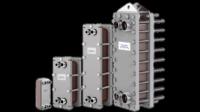 échangeur de chaleur à plaques brasées AXP Alfa laval