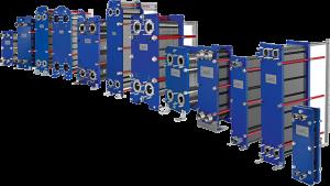 échangeurs de chaleur à plaques et joints alfa laval