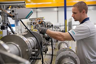Nouveaux services d'instrumentation chez Siemens