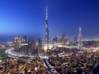 Crowley Carbon travaille à Dubaï