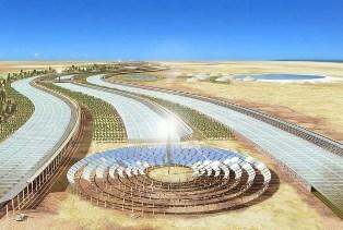 Lancement de la plus grande centrale photovoltaïque au monde au Maroc