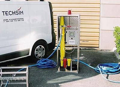 Dalkia investit dans l'air comprimé avec Techsim.