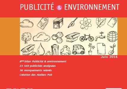 Quels sont les rapports entre environnement et publicité ?