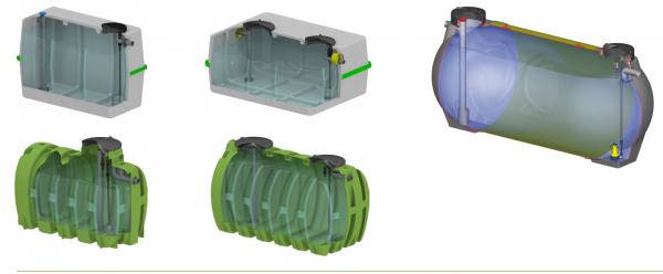 Sebico élargit sa gamme dédiée à la régulation des eaux de pluie