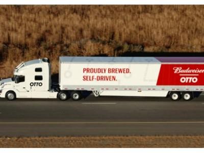 Première livraison par camion autonome au monde