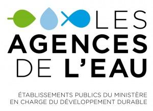 Logo Les agences de l'eau ferrŽ ˆ droite