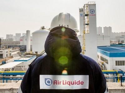 Air liquide change d'identité visuelle