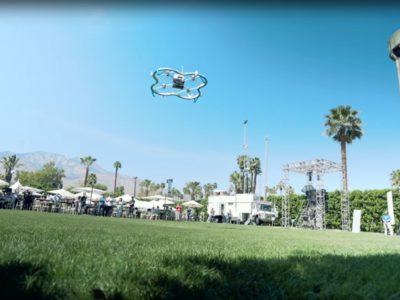 Amazon démontre sa livraison par drone