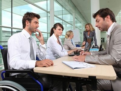 Un salon des métiers de l'assurance organisé par Mission Handicap les 16 et 17 mars 2017