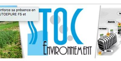 Stoc Environnement se développe en Provence