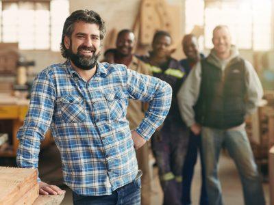 Augmentation du nombre d'apprentis grâce à l'aide TPE
