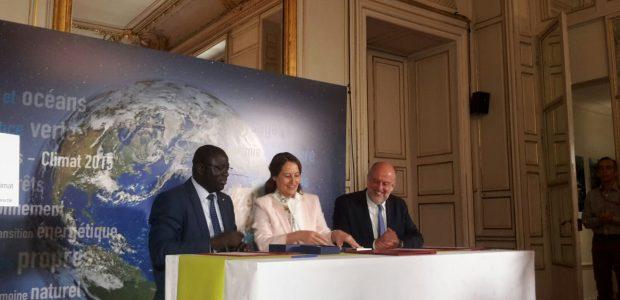 France -Sénégal: Accord de coopération signé pour la maîtrise de l'énergie