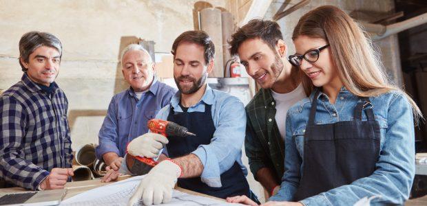 Nouveautés pour les contrats d'apprentissage et de professionnalisation