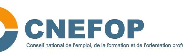 Nouvelles recommandations du CNEFOP