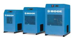 BOGE lance ses nouveaux sécheurs frigorifiques DS-2 et sécheurs tandem FRDA