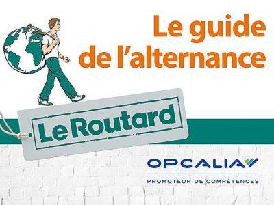 Le Guide du Routard sort une édition spéciale sur l'alternance