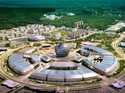 Expo2017Astana — pavillon de la France : L'innovation française mise en avant