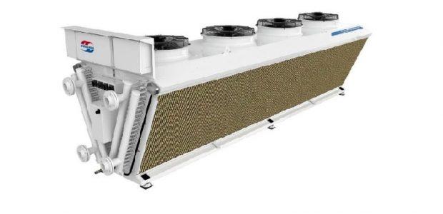 Güntner V-SHAPE Compact : un refroidisseur puissant et économique