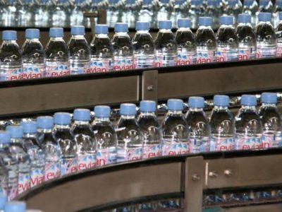 Haute Savoie : l'usine Evian se modernise