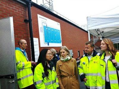 Suède : la première usine à pleine échelle pour le traitement des résidus de médicaments a été inaugurée