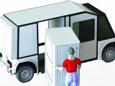 Ze Combi réinvente les modes de livraisons au cœur des villes