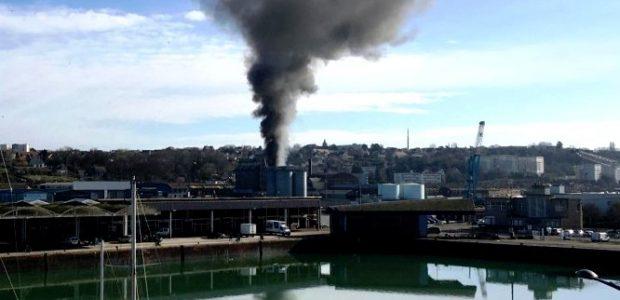 Diepe : Une explosion a fait deux morts dans l'usine Saipol
