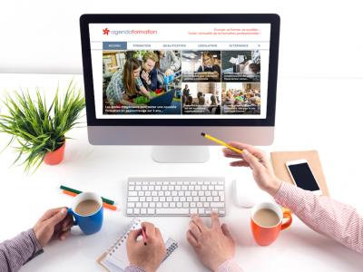 Un nouveau site de référence sur la formation professionnelle : agendaformation.fr