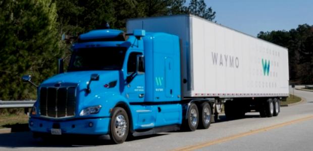 Waymo s'est associé à Google pour lancer un service de camionnage commercial à Atlanta