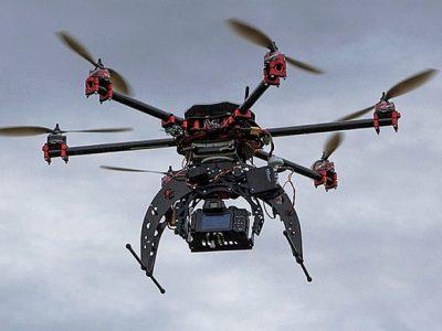 Quatrième édition de la journée mondiale du drone