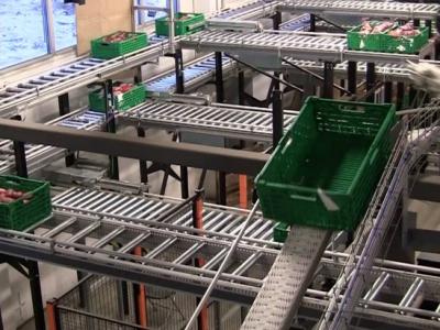 Des robots mobiles renforcent la production dans une nouvelle usine intelligente implantée en Norvège