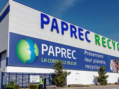 Paprec va construire une nouvelle usine de tri des déchets près de Lyon