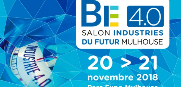 Salon Be 4.0 Industries du Futur