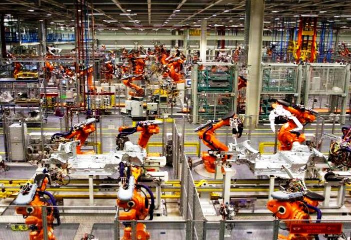 Conception et fabrication de cellules robotisées
