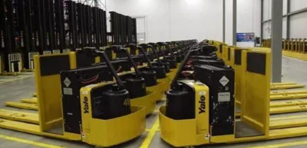 Carrefour déploie une flotte de 137 élévateurs chariots avec pile à hydrogène