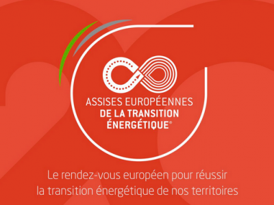 Assises européennes de la transition énergétique : 22 au 24 janvier 2019