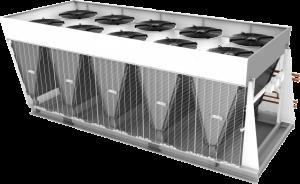 Condenseur avec technologie micro-canaux Friga-Bohn MXW