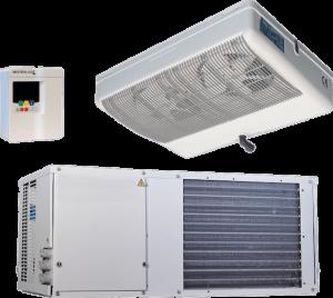 Système Split de réfrigération Friga-Bohn - MINIFJORD