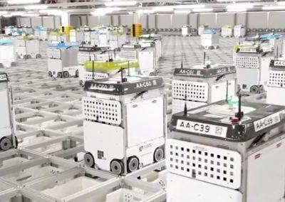 Mobile Industrial Robots (MIR) annonce un partenariat stratégique avec Faurecia