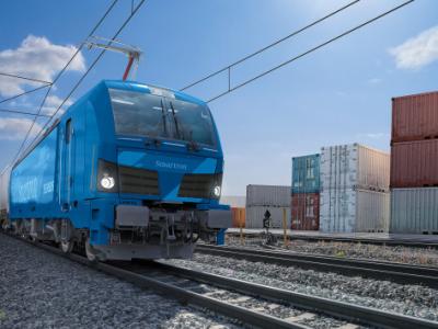 Siemens Mobility signe un accord pour la fourniture de 25 locomotives Smartron