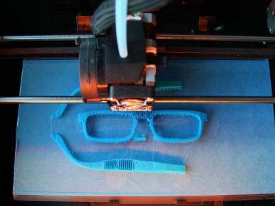 Sculpteo crée des lunettes sur mesure grâce à l'impression 3D