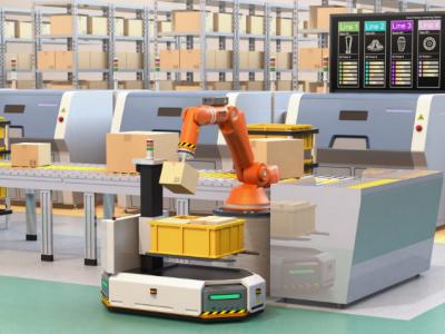Problèmes de main-d'œuvre – Les entreprises projettent d'automatiser leurs entrepôts