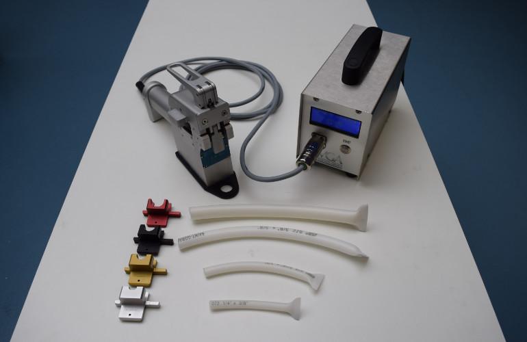 Système de fermeture aseptique de tubes C-Flex®