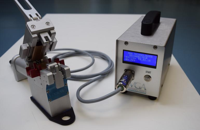 Déconnecteur aseptique de tubes PharmaPure®