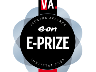 Grand prix suédois de l'énergie E-Prize Award : Nilar parmi les finalistes