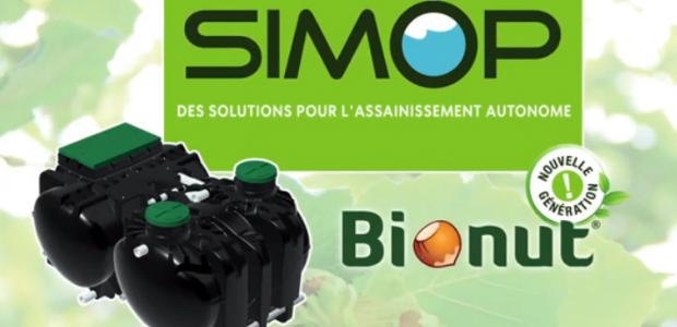 Bionut, le nouveau filtre compact écoresponsable de Simop
