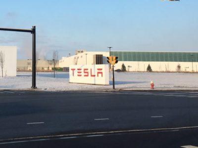 Le Megapack de Tesla
