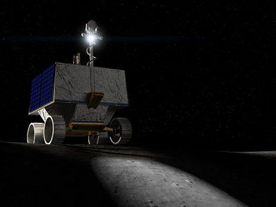 VIPER – Le rover lunaire de la NASA testé pour l'exploration du pôle Sud de la Lune