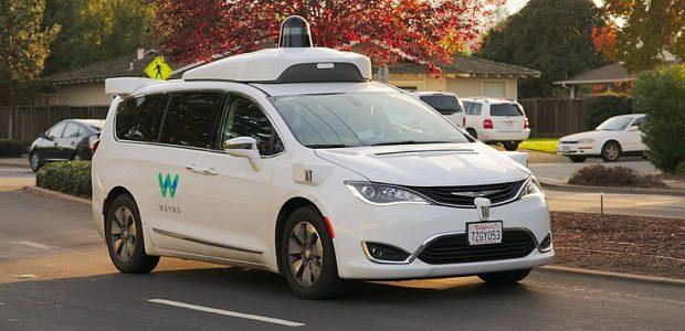 Les colis d'UPS vont être transportés par les véhicules autonomes de Waymo